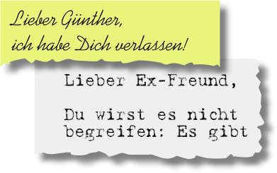 Herbert Hertramph Der Flirt Verlass Brief Trick